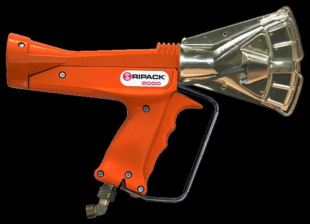 Pistolet de rétraction Ripack 2000