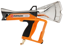 Pistolet de rétraction Ripack 3000