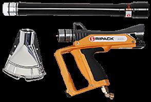 Extensions pistolet de rétraction Ripack