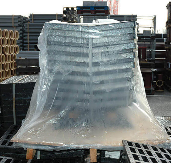 Emballage protection pluie humidité Ripack