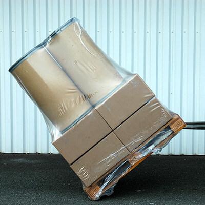 Emballage de protection des palettes Ripack