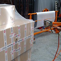 Emballage de protection des cartons Ripack