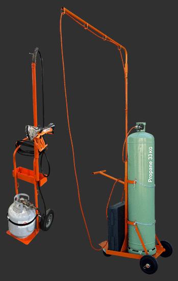 Gas Bottle Trolley - Ripack USA